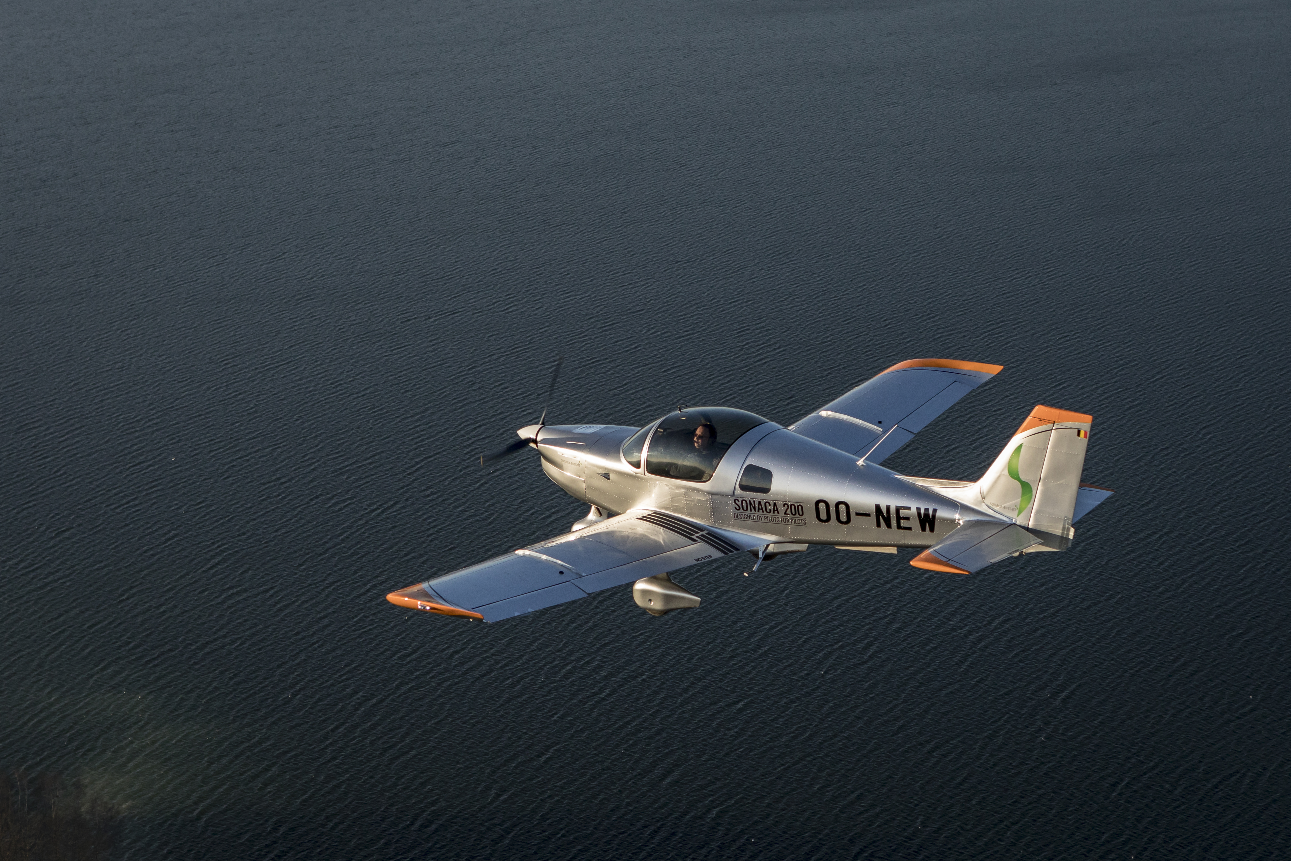 Ayjet Has Signed A Purchase Agreement For 6 Sonaca 200 Aircraft